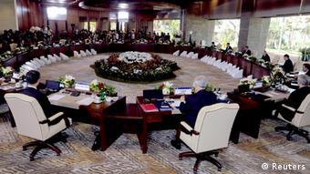 APEC Gipfel Bali Indonesien