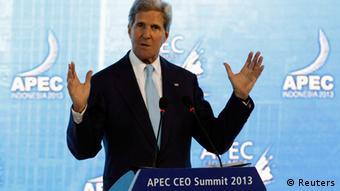 US-Außenminister John Kerry (Foto: REUTERS)