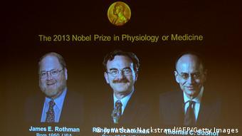 Südhof ganó el Premio Nobel junto con sus colegas James Rothman y Randy Schekman.