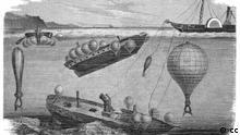 Buchillustration Jules Verne Die Gartenlaube