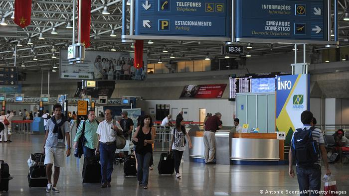 Zračna luka Antonio Carlos Jobim u Rio de Janeiru