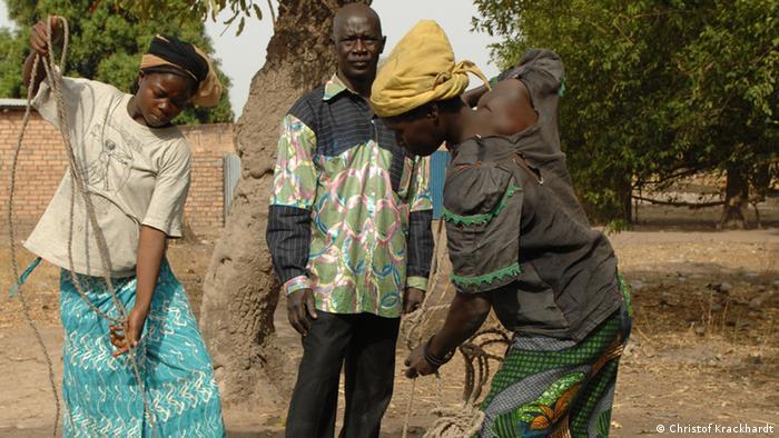 Bildergalerie 10 Jahre Ölförderung im Tschad