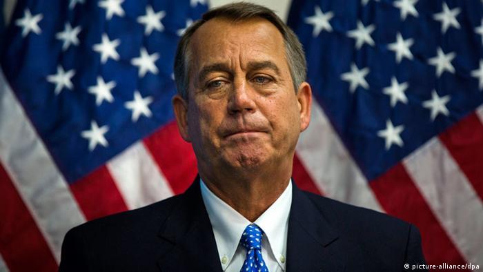 John Boehner (Foto: dpa)