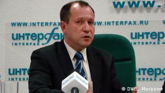 Глава комитета по предотвращению пыток Игорь Каляпин