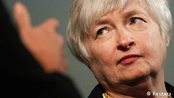 Janet Yellen / Fed / US-Notenbank