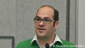 Alexandros Apostolides