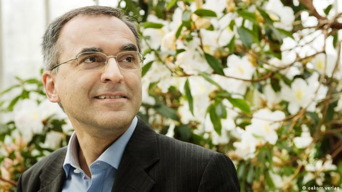 environmental economist Pavan Sukhdev