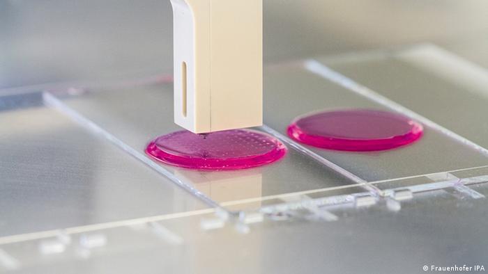 Deutschland Tintenstrahldrucker Biomoleküle