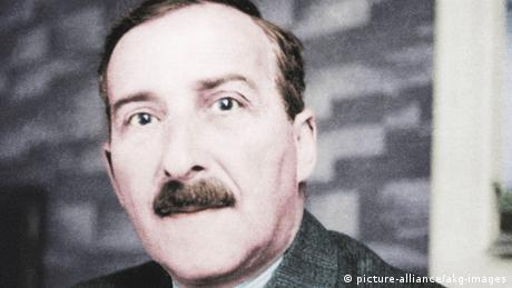Author Stefan Zweig