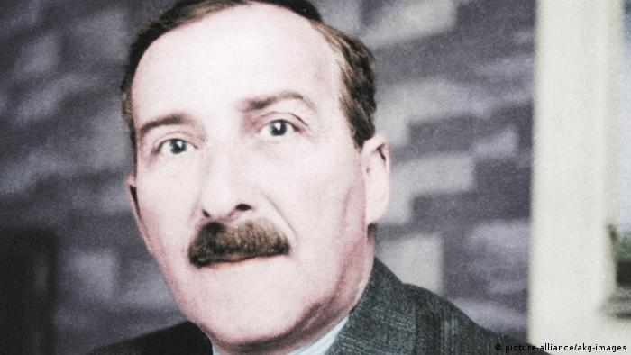 Autor austríaco Stefan Zweig