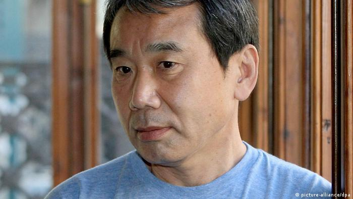Haruki Murakami Japanese novelist