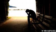 #44685555 - teen depression, tunnel © hikrcn/Fotolia