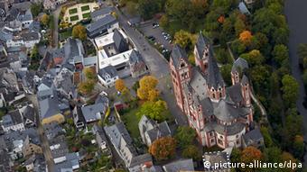Franz-Peter Tebartz-van Elst, Bischof von Limburg Foto: Boris Roessler/dpa
