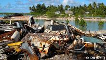 Kiribati, Global Ideas, +++DW/Uhlig +++