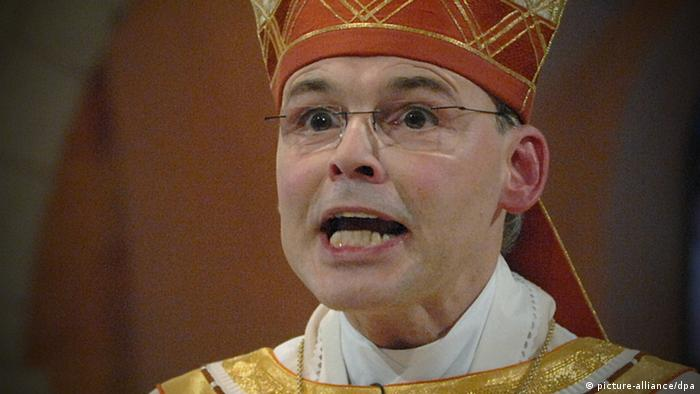 Епископ Лимбургский Франц-Петер Тебарц-ван Эльст