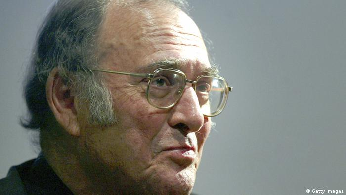 Harold Pinter. (Photo: Bruno Vincent/Getty Images)