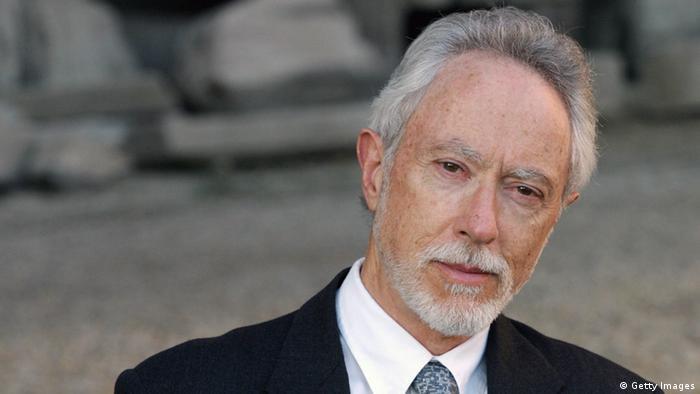 John M.Coetzee, ganador de los premios Nobel y Booker.