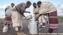 Schäfer Karayu Volk Äthiopien
