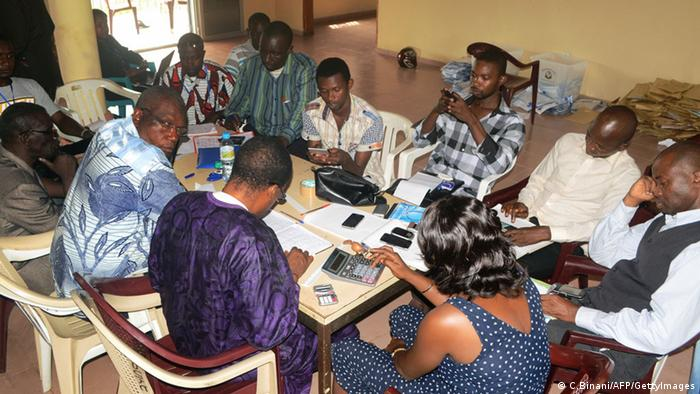 La CENI a dû décider de reprendre le décompte des suffrages à Matoto