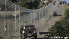 Symbolbild Eurosur Grenze Melilla