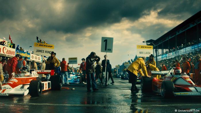 Кадр из фильма ''Гонка''