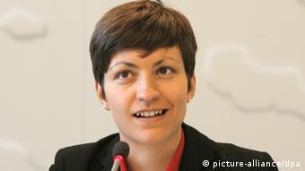 Die Europaabgeordnete Ska Keller von den Grünen (Foto: dpa)