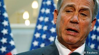 Porträt des Republikaners John Boehner (Foto: Reuters).