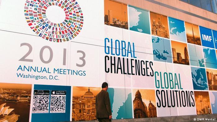 FMI e Banco Mundial alertam emergentes e pedem que EUA evitem falência