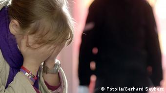Symbolbild Kindesmissbrauch häusliche Gewalt