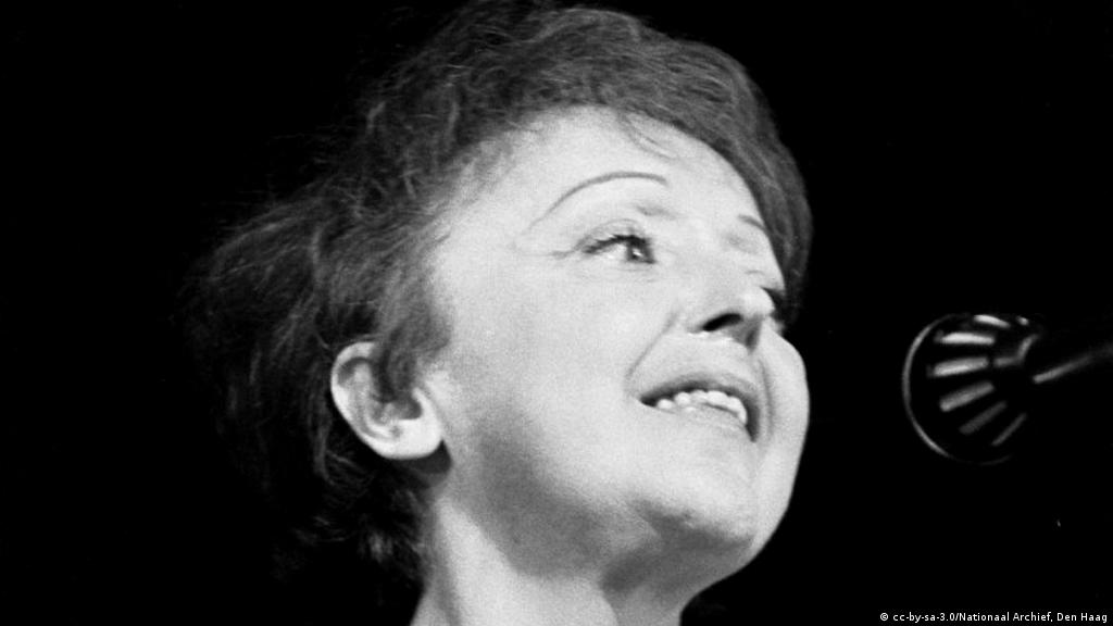 Edith Piaf The Dark Life Of The Singer Of Love Music Dw 18 12 2015