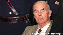 Erich Priebke in Rom Archiv 1996