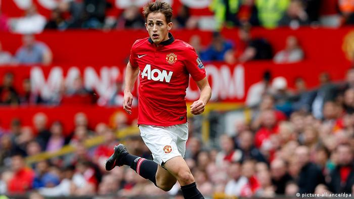 Fußball Manchester United Adnan Januzaj