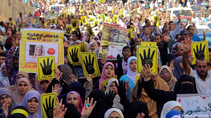 Ägypten Proteste 11.10.2013