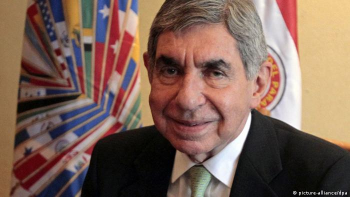 Oscar Arias (picture-alliance/dpa)