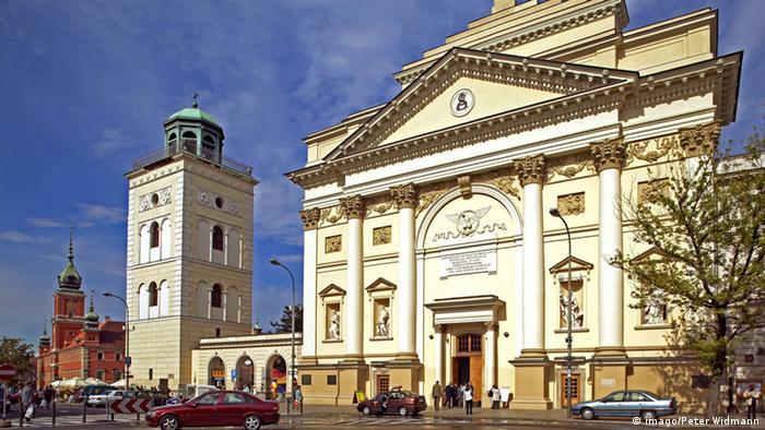 Церковь в Варшаве