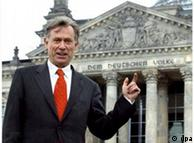 Президент Германии Хорст Кёлер