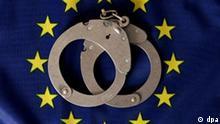 Illustration Europäischer Haftbefehl p178 Symbolbild