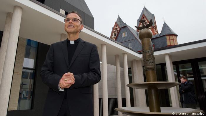 Bischofssitz in Limburg Tebartz-van Elst