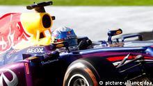 QUALIFIKATION Formel 1 Rennen Suzuka Japan 2013 Sebastian Vettel 12.10.2013