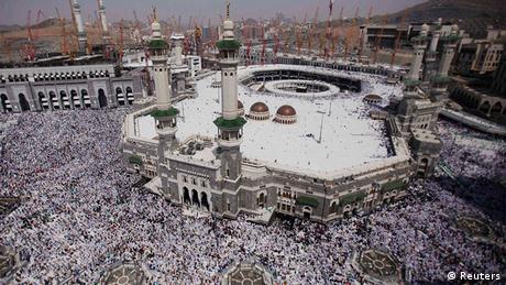 Islam Hadsch Zeremonie Saudi-Arabien Mekka