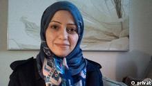 Samar Badawi Menschenrechtsaktivistin Saudi-Arabien