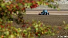 Bulgarien Landwirtschaft Feld Symbolbild Ackerbau