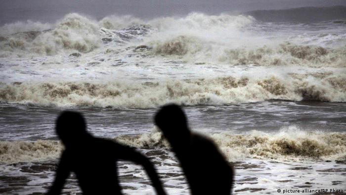 Indien Zyklon Phailin
