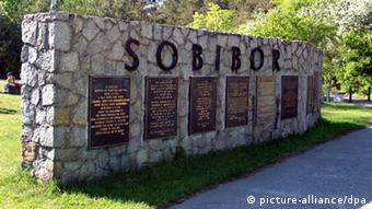 Gedenkstätte Sobibór (Foto: dpa)