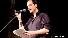 Meridian Czernowitz Ukraine Dichter Max Czollek