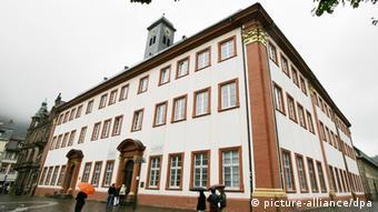 Гейдельбергский университет - один из старейших вузов в Германии