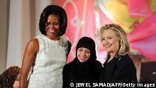 Menschenrechte Aktivistin Samar Badawi aus Saudi-Arabien