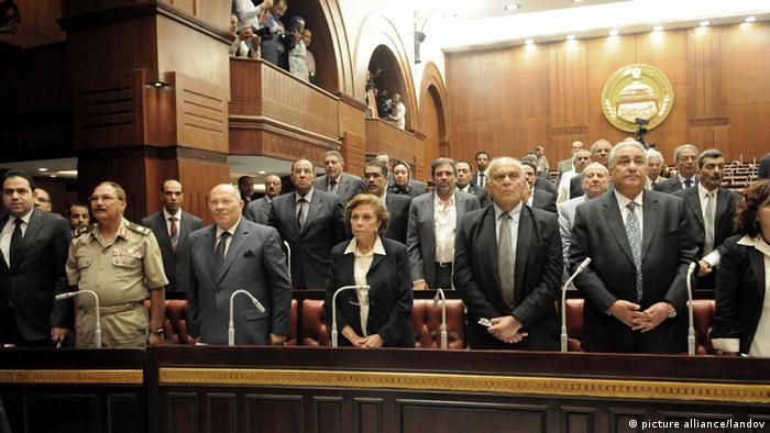 Kairo Überarbeitung der Verfassung 08.09.2013