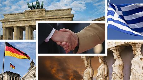 Themenbild Deutsch Griechische Zusammenarbeit