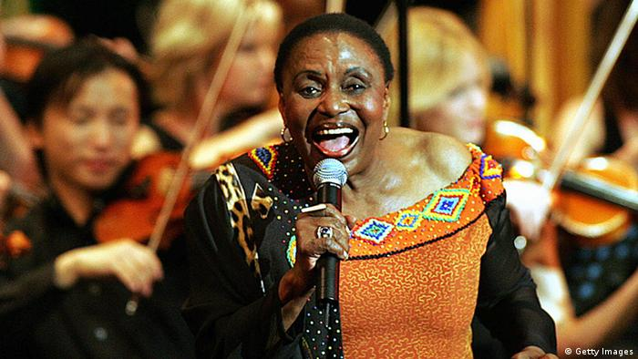 Miriam Makeba (Getty Images)
